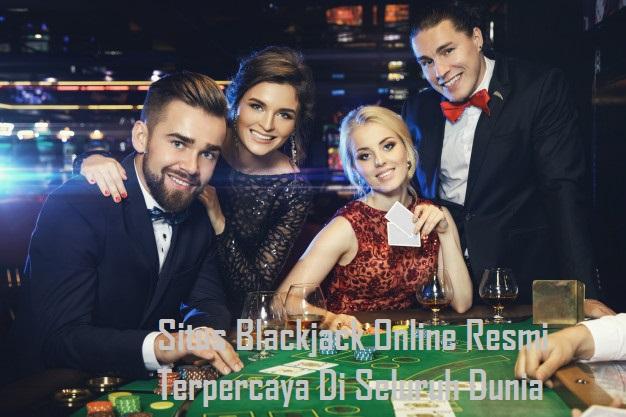 Situs Blackjack Online Resmi Terpercaya Di Seluruh Dunia