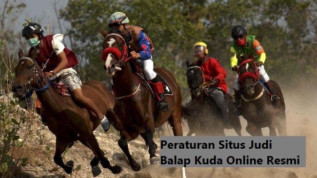 Peraturan Situs Judi Balap Kuda Online Resmi Asia